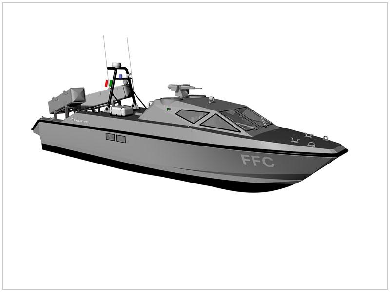 Technical sheet MNI15 Missili