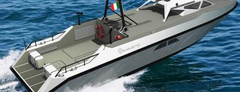 Baglietto Navy secures contract for two FFC combat boats for the Italian Navy