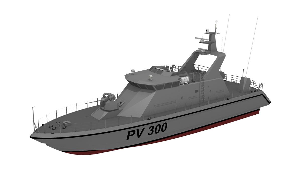 PV 300